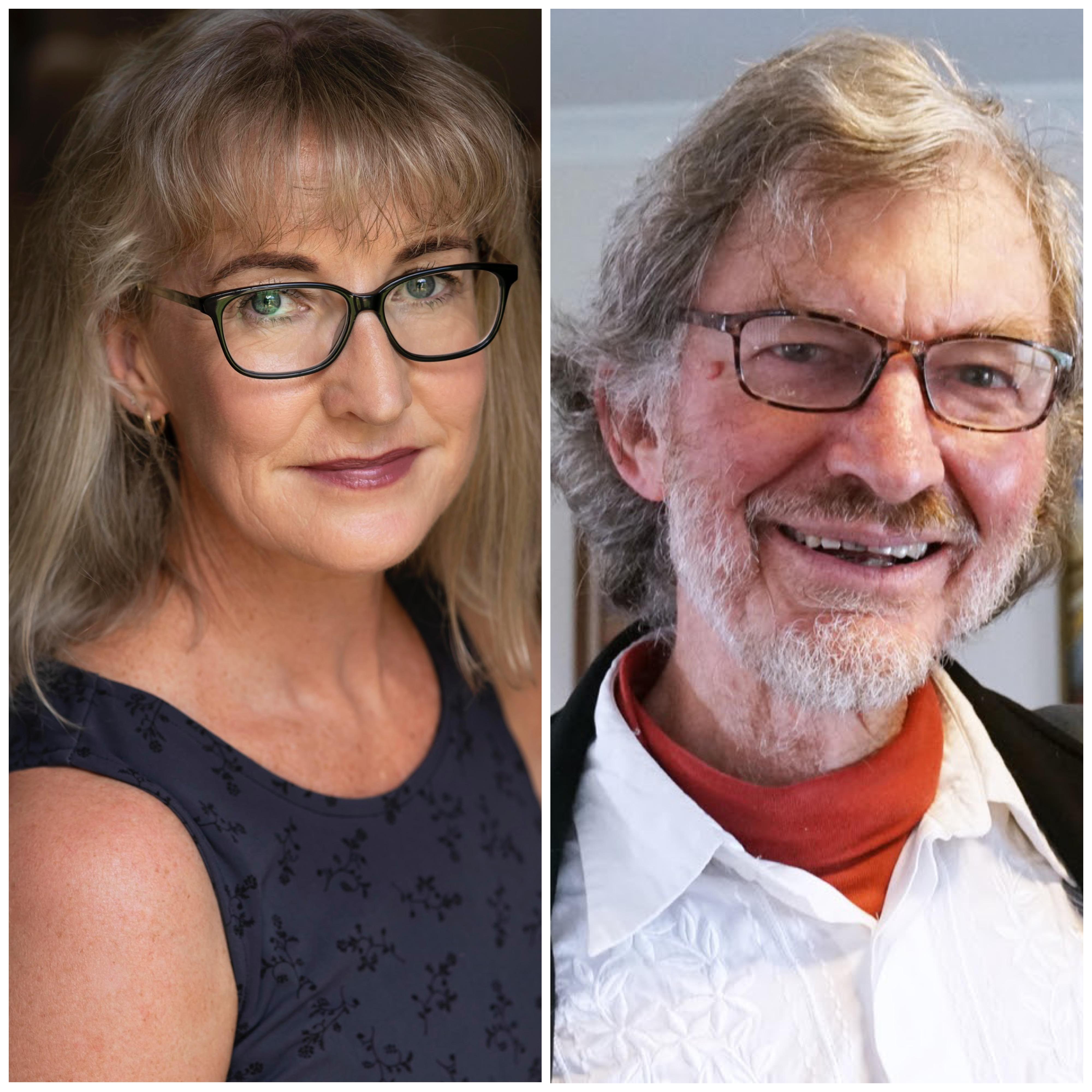Dr Joanna Prendergast & Dr John Barton