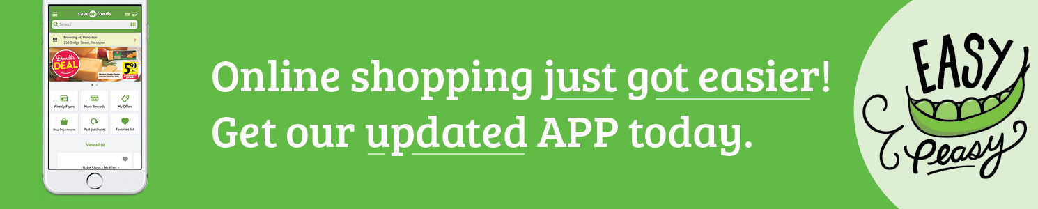 Get our updated APP today.