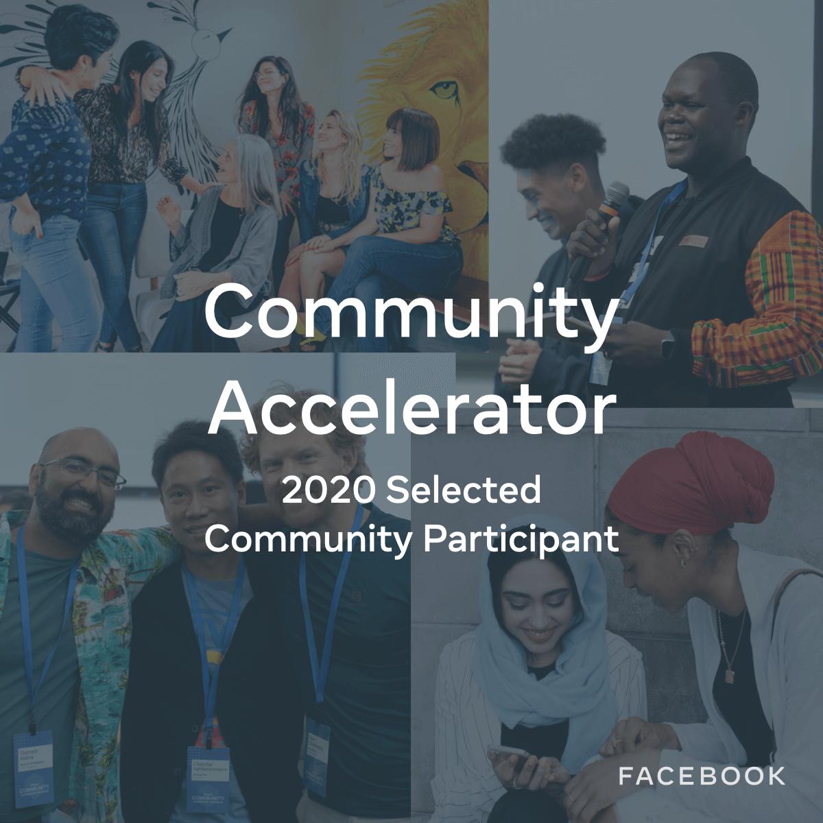 EPN joins the Facebook's 1st Community Accelerator Program