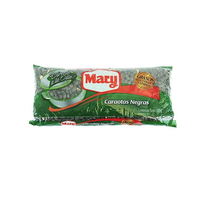 CARAOTAS MARY NEGRAS 500 GR