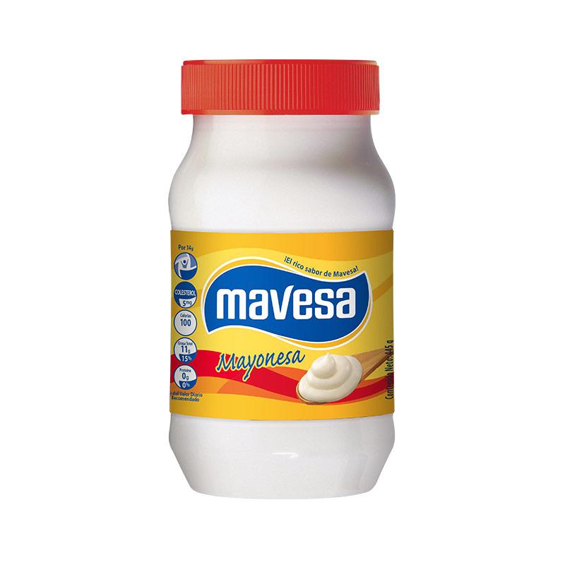 MAYONESA MAVESA  445 GR