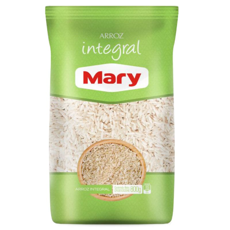 ARROZ MARY INTEGRAL 800 GR