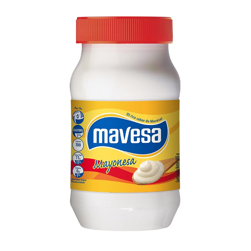 MAYONESA MAVESA 910 GR,