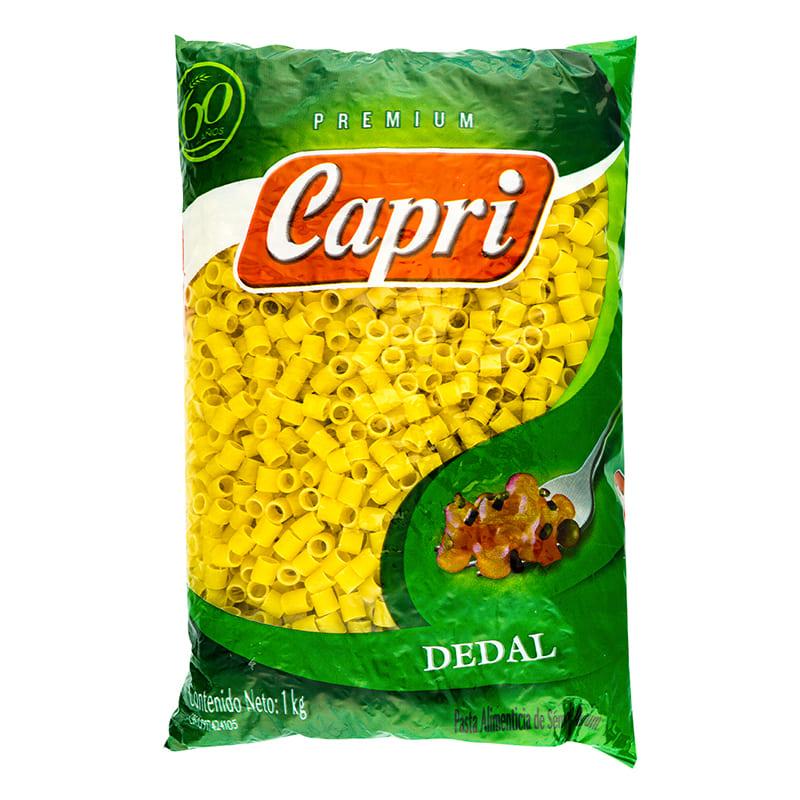 PASTA CAPRI DEDAL 1KG