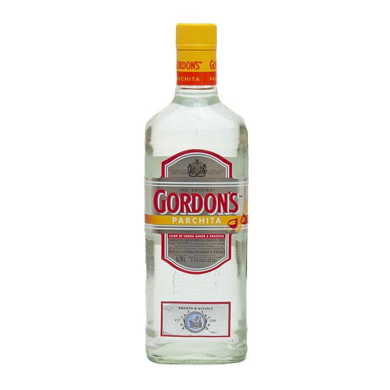 GORDONS VODKA PARCHITA 0.70LT