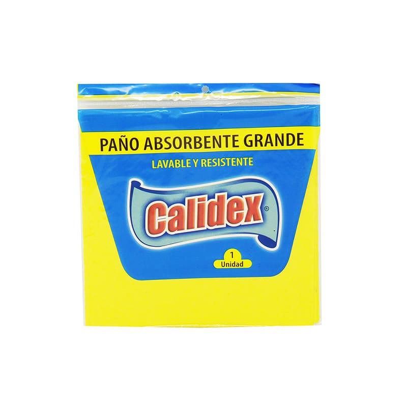 CALIDEX PAÑO ABSORBENTE GRANDE. 1 UNIDAD.