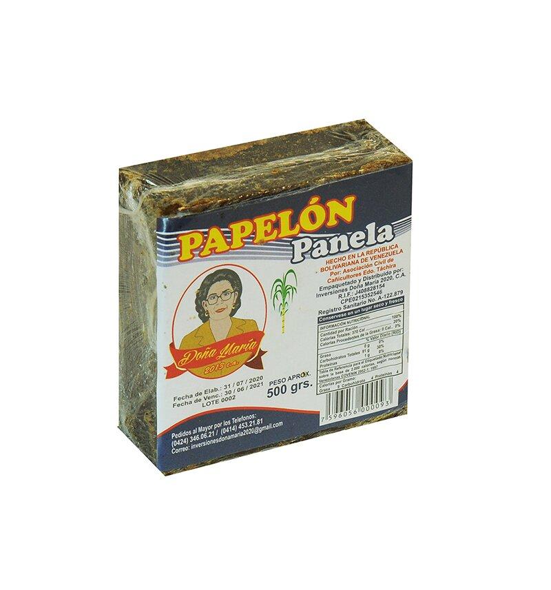 PAPELON EN PANELA DOÑA MARIA 500G