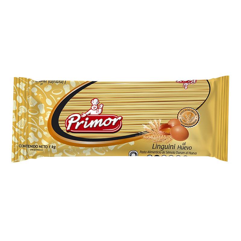 LINGUINE AL HUEVO PRIMOR 1KG
