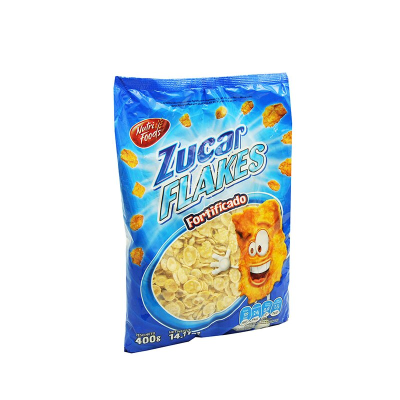 CEREAL ZUCAR FLAKES 400 GR