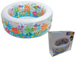 PISCINA INFLABLE MULTICOLOR 60