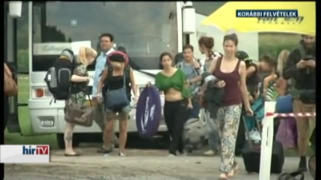 Ozora: több mint 150 elfogás