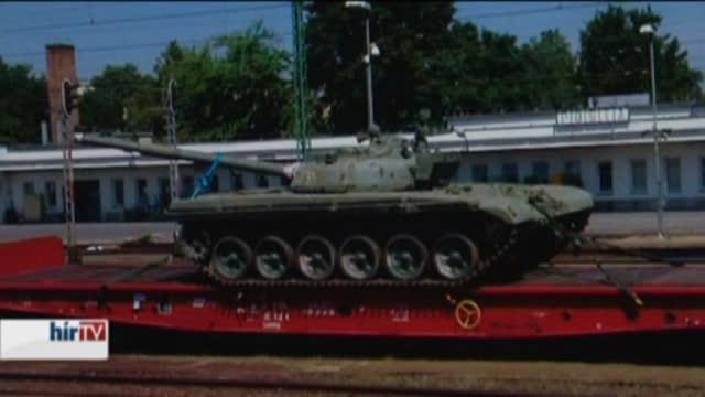 Honvédelmi Minisztérium: Nem adunk haditechnikát Ukrajnának