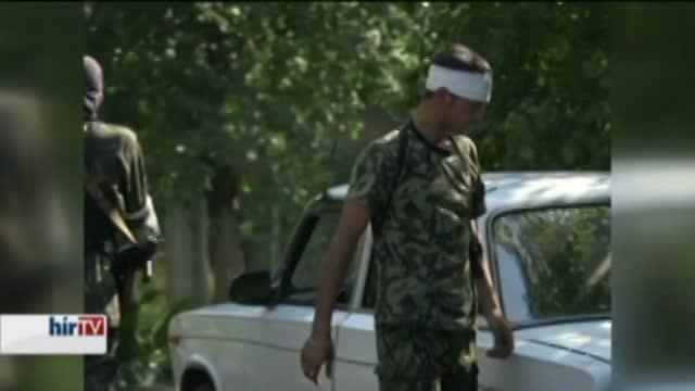 Orosz katonai invázió Ukrajnában