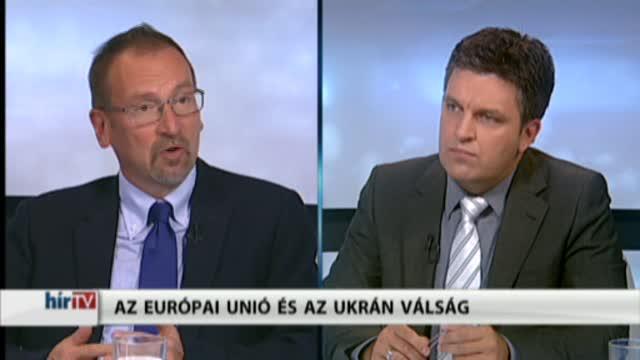 Magyarország élőben – Az Európai Unió és az ukrán válság