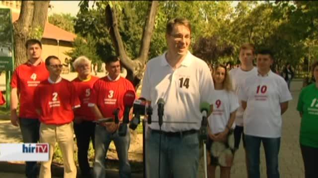 Kiáll az antiszemita rapper mellett az MSZP helyi elnöke