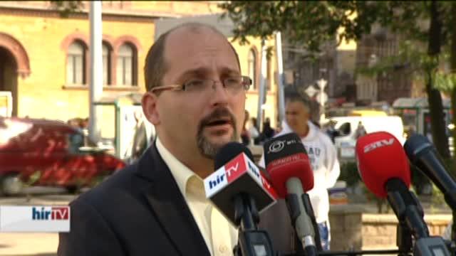 Az LMP főpolgármester-jelöltje nem lép vissza senki javára