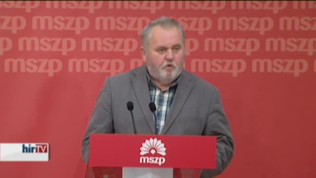 Durvul a kampány Újpesten az MSZP szerint