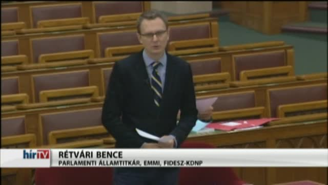 Rétvári Bence  költségvet :)
