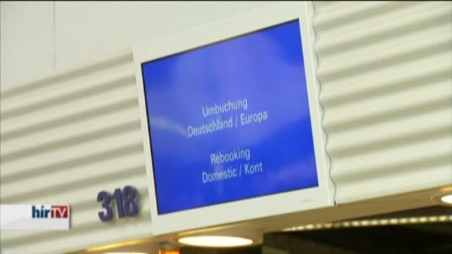 Kedden sem szállnak fel a budapesti Lufthansa-járatok