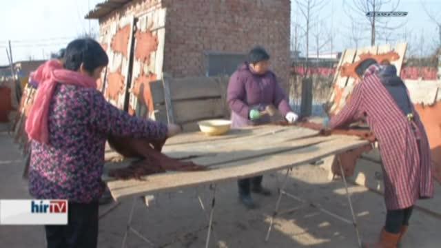 Ázsia – Hamisított bőrrel dolgoznak Kínában