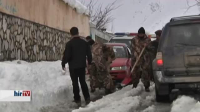 Ázsia – 30 éve nem látott havazás Afganisztánban