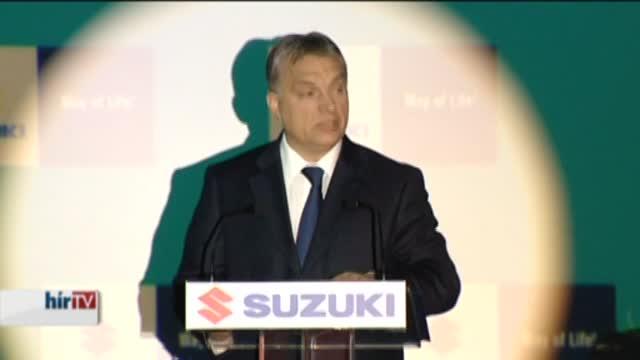 Orbán: Nem kell, sőt nem szabad beletörődnünk