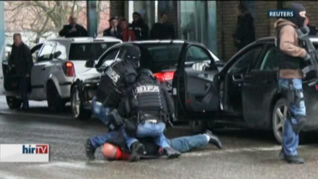Öt bosnyákot vettek őrizetbe, Skandináviában robbantottak volna