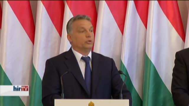 Orbán Viktor Habony Árpádról
