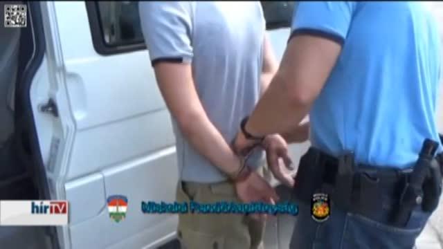 Összehangolt akcióban fogták el a drogkereskedőket
