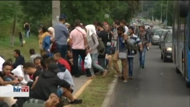 Nem engedik át Ausztriába a menekülteket szállító vonatokat
