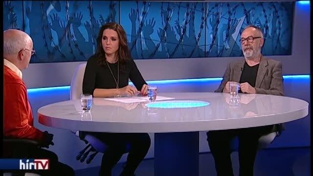 Magyarország élőben –  Kiss Ulrich és Tamás Gáspár Miklós vitázott