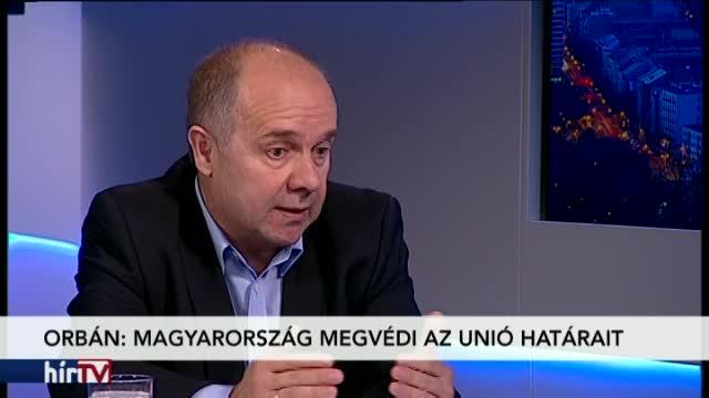 Magyarország élőben –  Geopolitikai helyzet