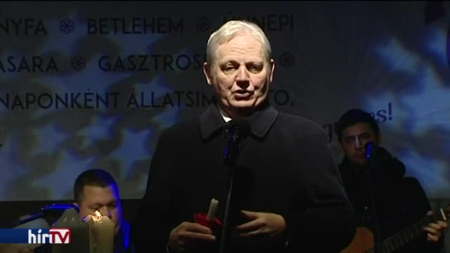 Tarlós: Meg kell őrizni Európa keresztény gyökereit