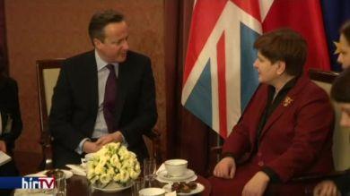 Cameron: A brit reformok jobbá teszik az uniót