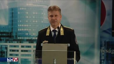 Csökkenő bűncselekményekről beszélt a BRFK