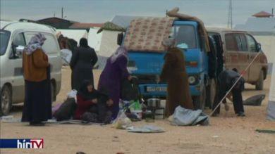 Feltorlódtak a migránsok a szerb-macedón határon