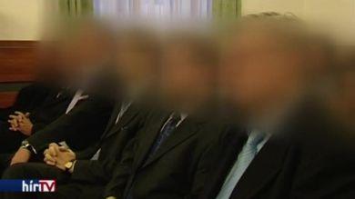 Ismét a vádlottak padján a volt szocialista alpolgármester
