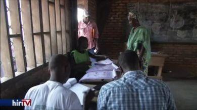 Választás a Közép-Afrikai Köztársaságban