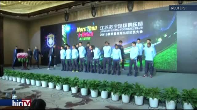 Kína átrendezi a futballtérképet?