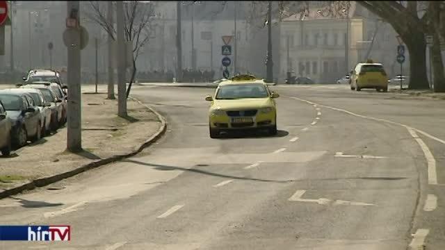 Jön az újabb taxistüntetés