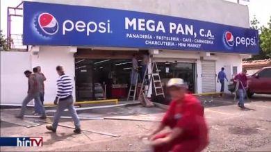 Fosztogatják a boltokat Venezuelában