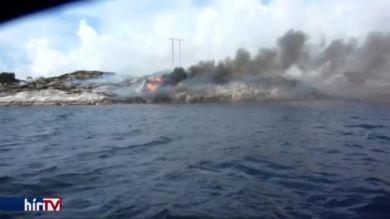 Helikopter-baleset Norvégiában