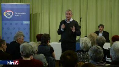 Gyurcsány Ferenc már a 2018-as választásokra készül