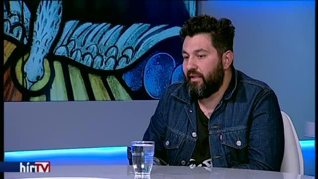 Magyarország élőben – Egyik napról a másokra megtért a tetovált rocksztár