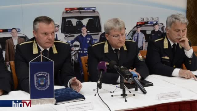 A Balatoni Közbiztonsági Koordinációs Bizottság szezonnyitója Tihanyban