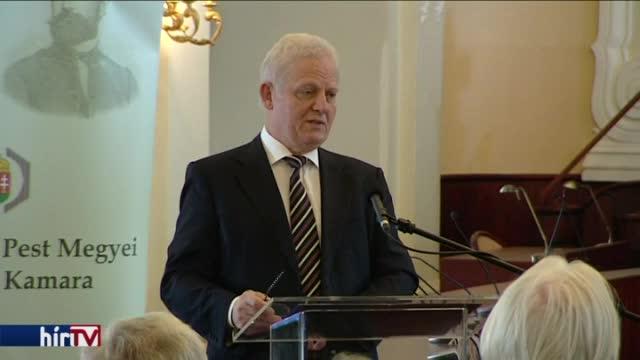 Tarlós István főpolgármester a Budapesti árvízvédelemről