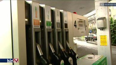 Tovább drágul az üzemanyag