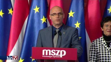 Az MSZP együttműködik a német szociáldemokratákkal