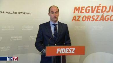 A Fidesz-KDNP szerint a baloldal tíz éve a hazugság politikáját képviseli
