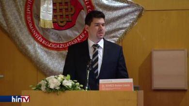 Közbeszerzési konferencia a Nemzeti Közszolgálati Egyetemen